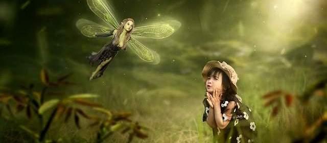 Le naturel et la joie, qualités innées de l'enfant