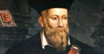 Message de Nostradamus