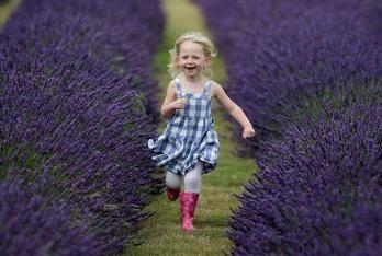 La spontanéité de l'enfant (intérieur)