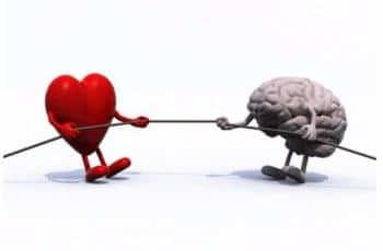 Avez-vous parfois l'impression que votre cœur dit le contraire de votre tête
