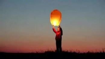 Lanterne magique et lâcher-prise…