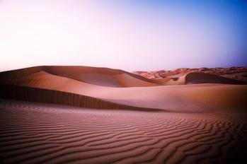 Les traversées du désert