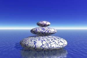 Une partie de notre but sur terre est d'équilibrer nos énergies