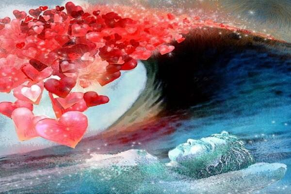 amour divin partout