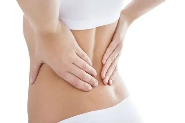douleurs dorsale