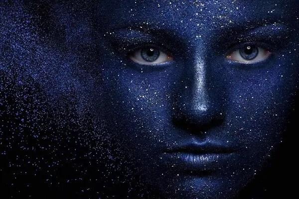 avatar bleu