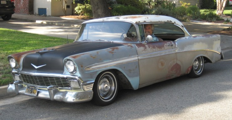 Ron Rothstein's '56 Bel Air