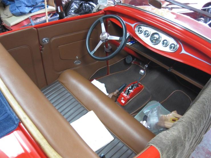Tom Prufer 1932 roadster