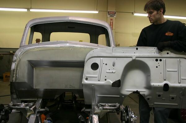 Eric Clapton's 1949 Chevy Truck