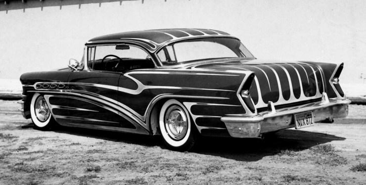 Toby Halicki's '56 Buick