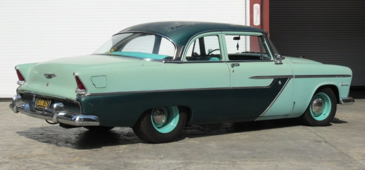 Bill McChesney's '55 Plymouth Belvedere 2-door