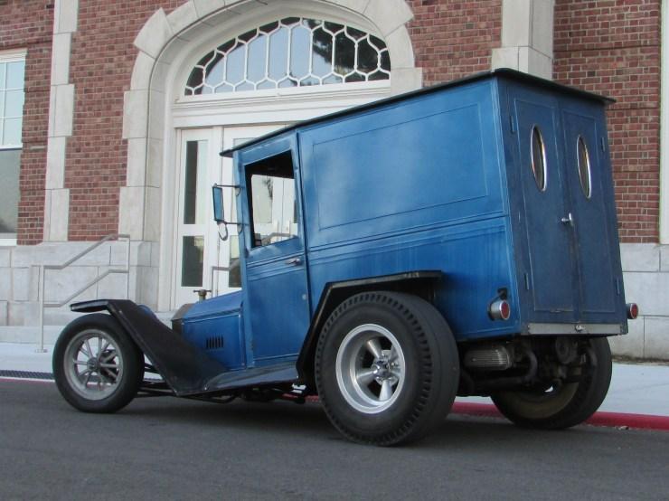 Joey Wagner's 1912 Model T panel truck