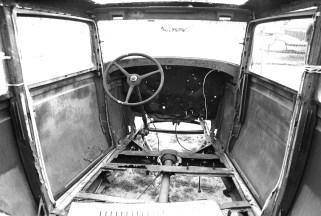 Pat Ganahl 1932 Ford Deuce
