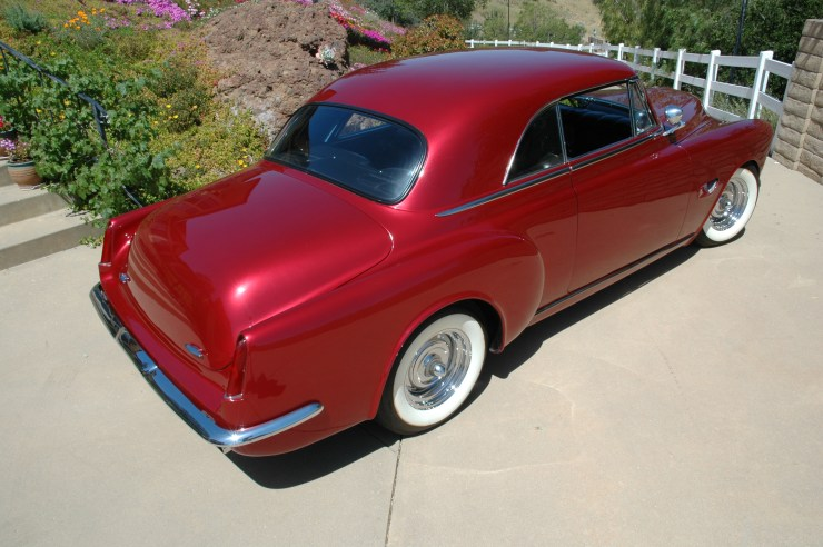 Ray Goulart's 1950 Oldsmobile
