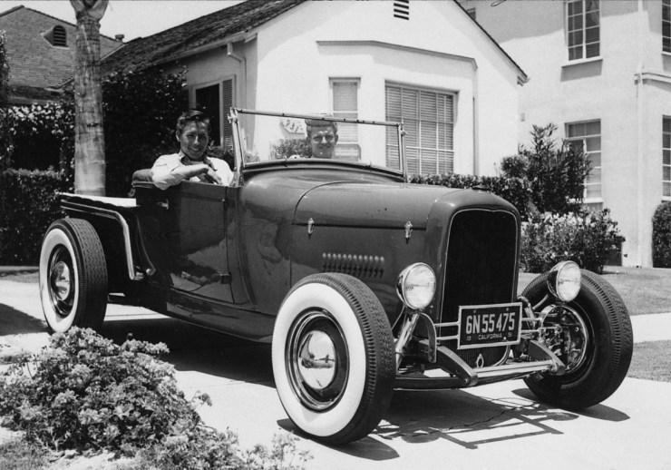 '29 roadster pickup hot rod