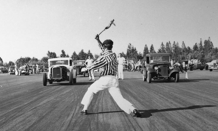 Scappoose, Oregon racetrack