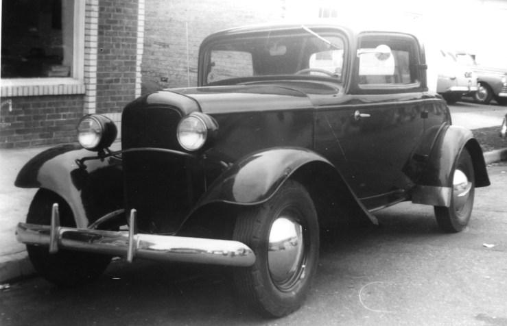 Deuce 3 window in 1945