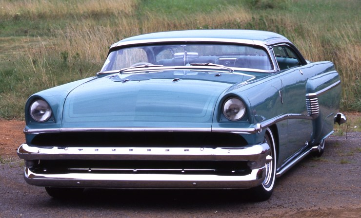 Blaine Kauffman's '56 Mercury custom