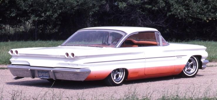 Custom '60 Pontiac