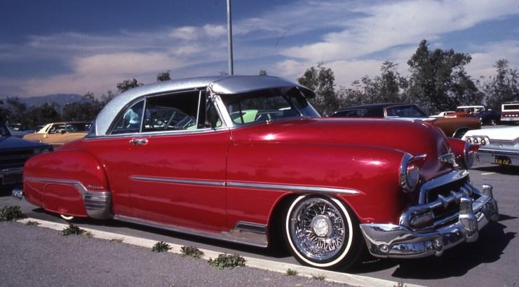 Vintage lowrider