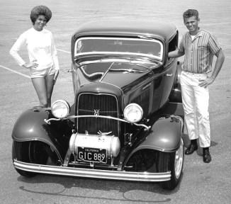 Dick Bergen / Doyle Gammel deuce coupe