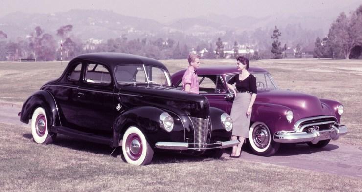 John Detrick, '51 Chevy Bel Air