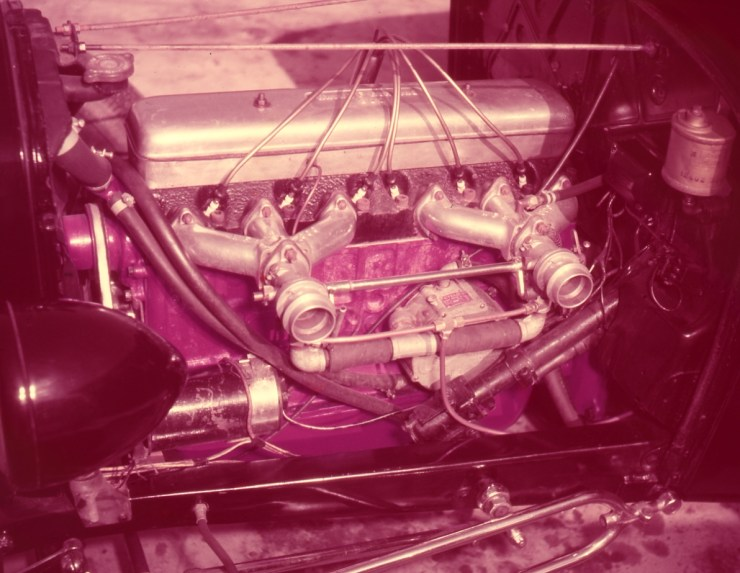 Chet Herbert's '32 Ford Fordor