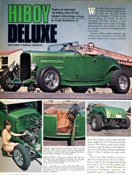 Dick Eaton's '32 hiboy