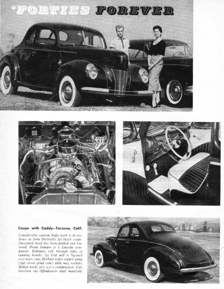 John Dietrich's '40 Coupe