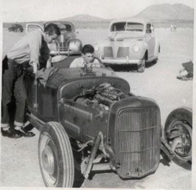 '27 T roadster