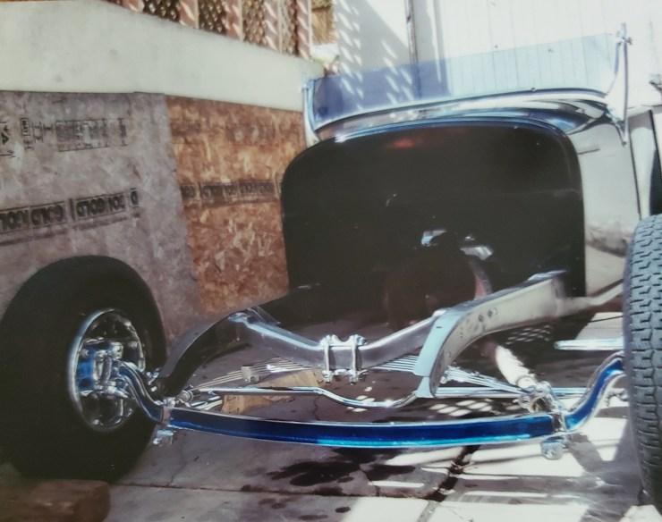 '27 T roadster John LaBarre