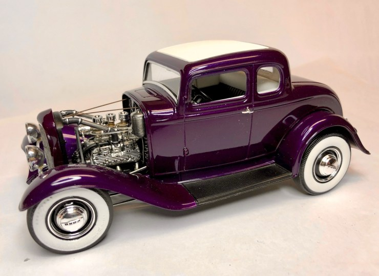 Bryce Michelmore model of 1932 Ford