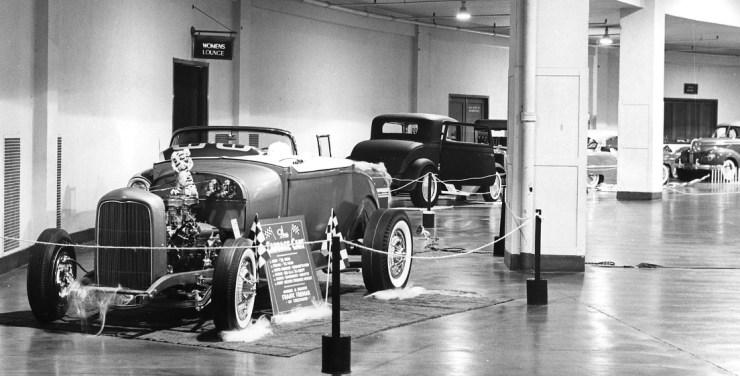 Frank Frumar's '28 roadster