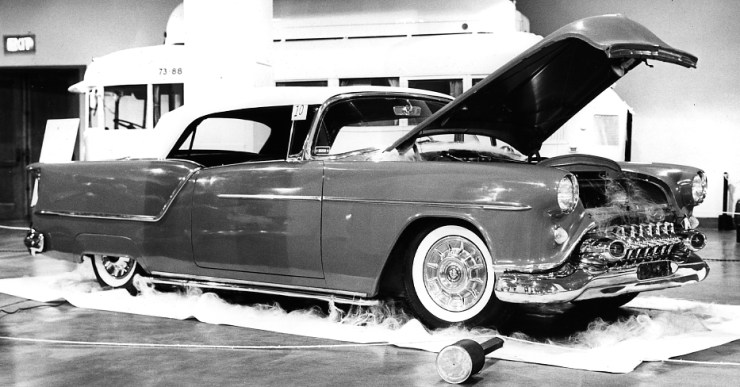 Roy Losito's '54 Olds
