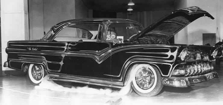 Dan Baker's '55 Ford