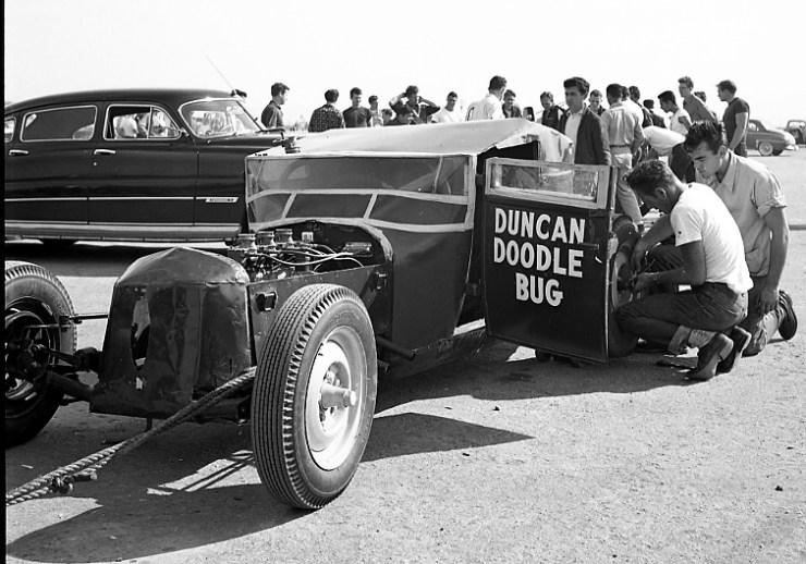 Duncan Doodle Bug dragster