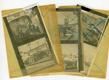 Early Rod and Custom magazine negatives