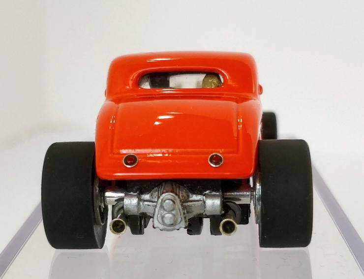 Mike Drake HO model of Phil Kendrick '32 sedan