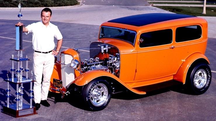 Phil Kendrick '32 sedan