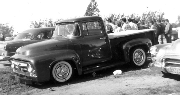 1956 truck