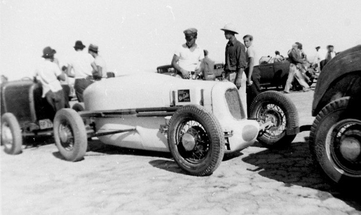 1930s early lakes racing