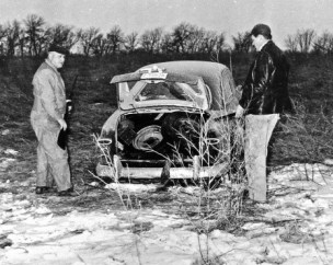 Charles Starkweather's 1950 Ford