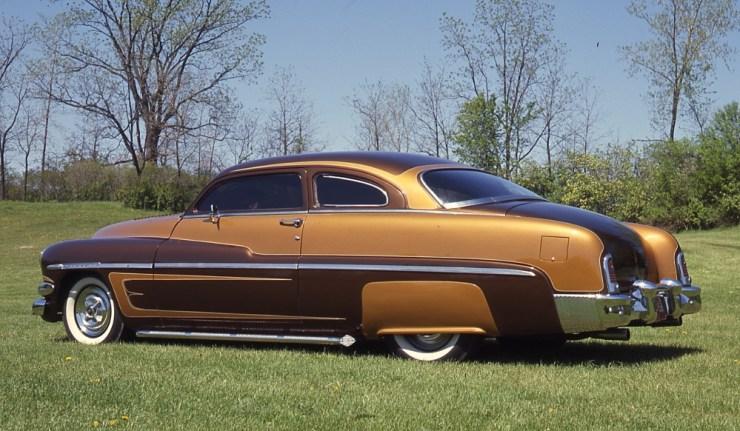 Paul Hatton Jr.'s 1951 Merc