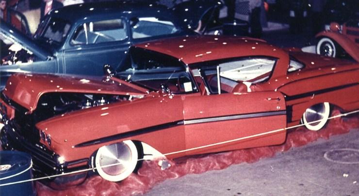 Ken Mahan's '58 Impala