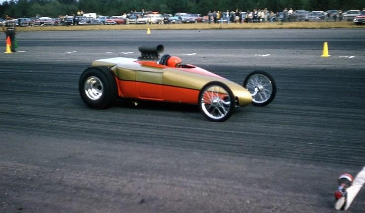Ken Mahan and Jack Verhelt Banzai roadster