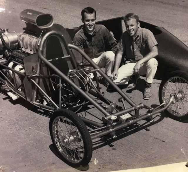 Strode Brothers' roadster