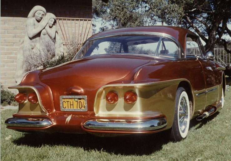 Joe Bailon's Mystery Ford