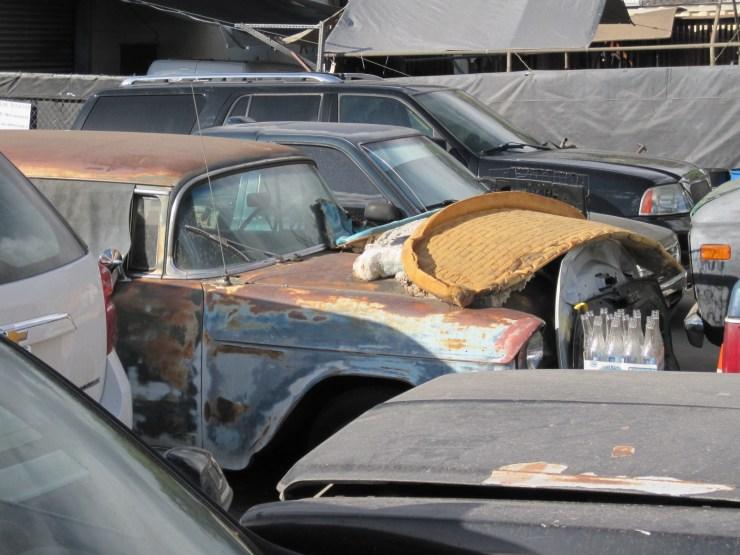 Carspotting in Eagle Rock