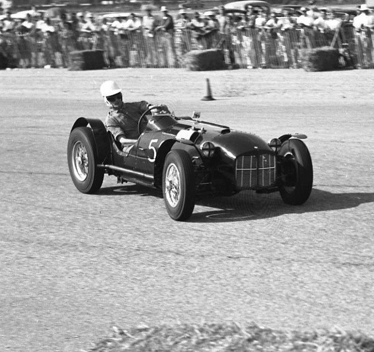 Ken Miles Terminal Island Road Races Jan. '54