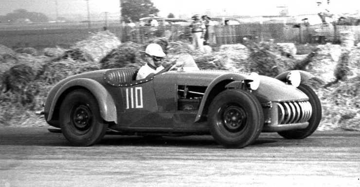 Bill Stroppe Chino Road Races Nov. 1953